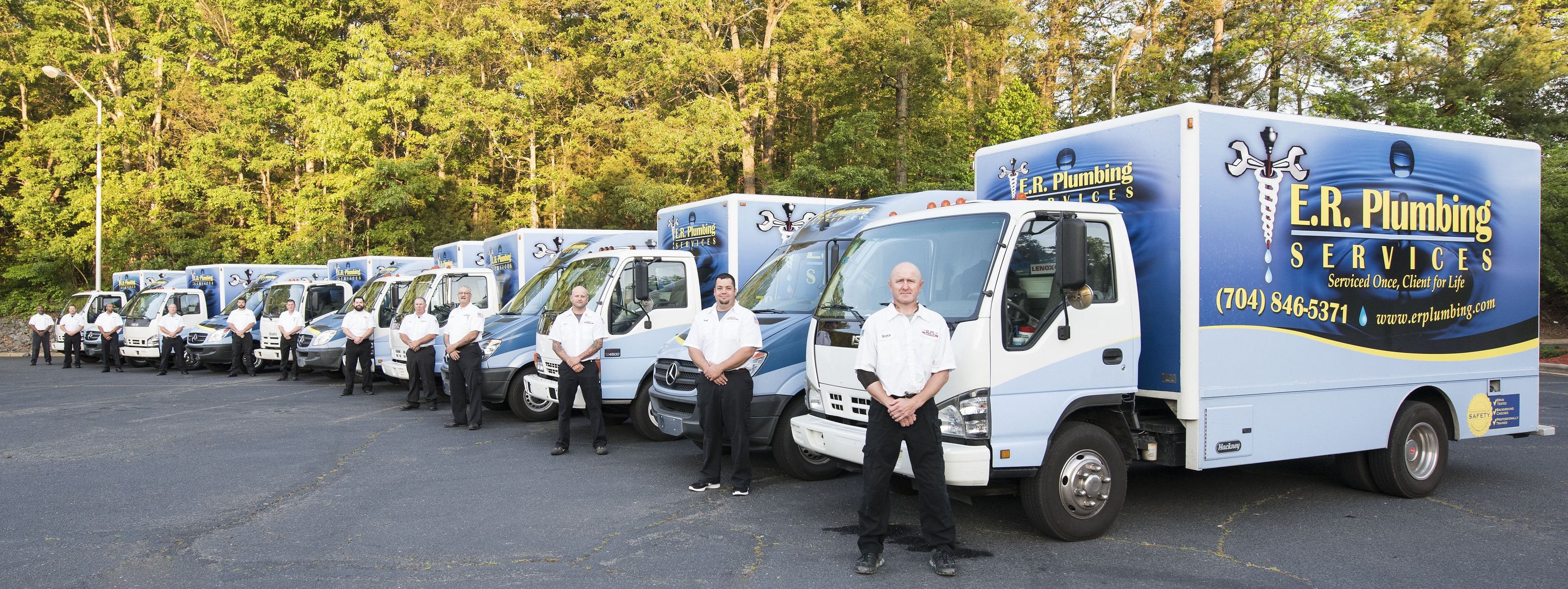 Charlotte residential plumbing company