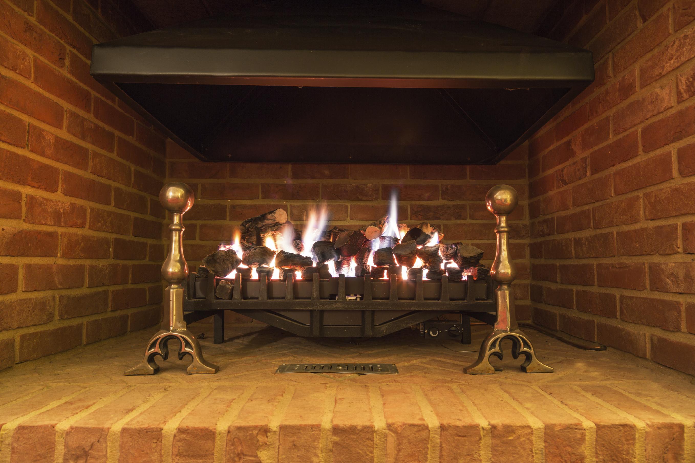 Charlotte gas logs