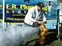 We've got the staff and expertise to handle industrial plumbing jobs.