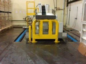 ERP Industrial trough drains