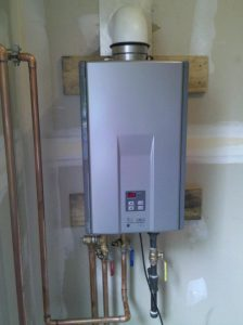 Charlotte tankless water heater