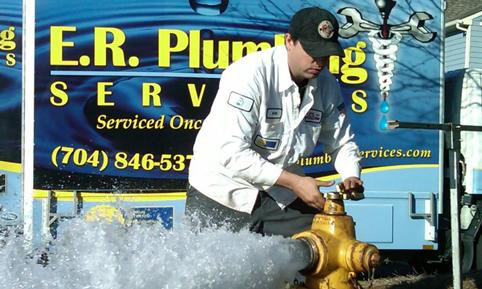 commercial plumbing charlotte