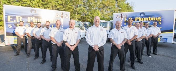 Charlotte area plumbers