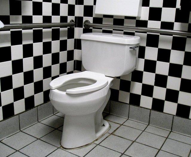 Charlotte toilet