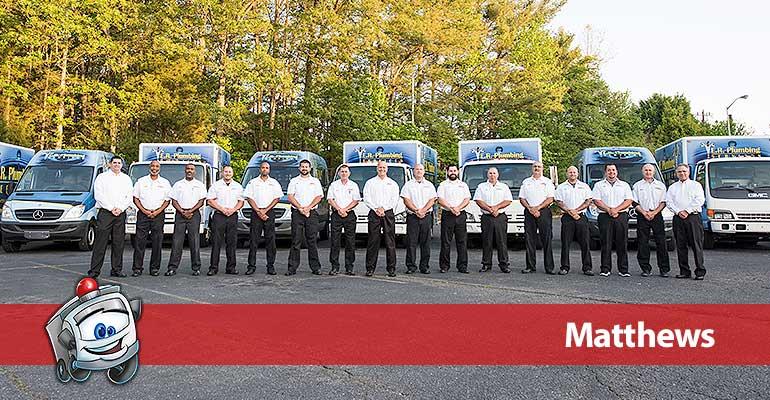24 7 Matthews Plumbing Services Drain Water Heater