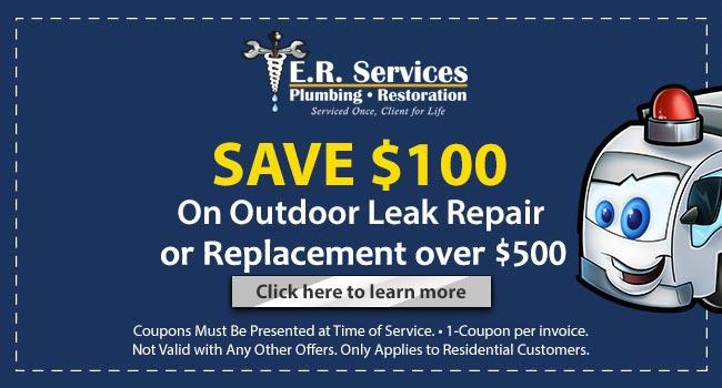 Charlotte Water Leak Detection - Plumbing Leak Repair Services