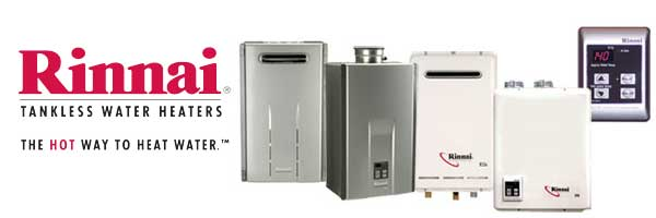 rinnai tankless water heater troubleshooting: tankless water heater